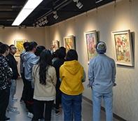 Список выставок